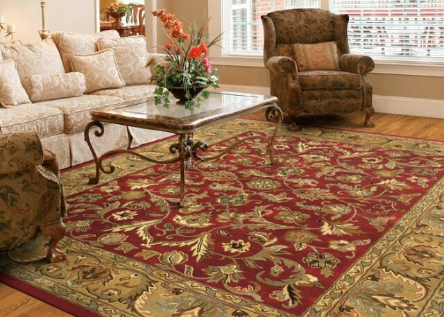 oriental & area rug cleaning | charlie mcdaniel's cleaning company