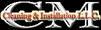 Charlie McDaniel's Cleaning Company Logo