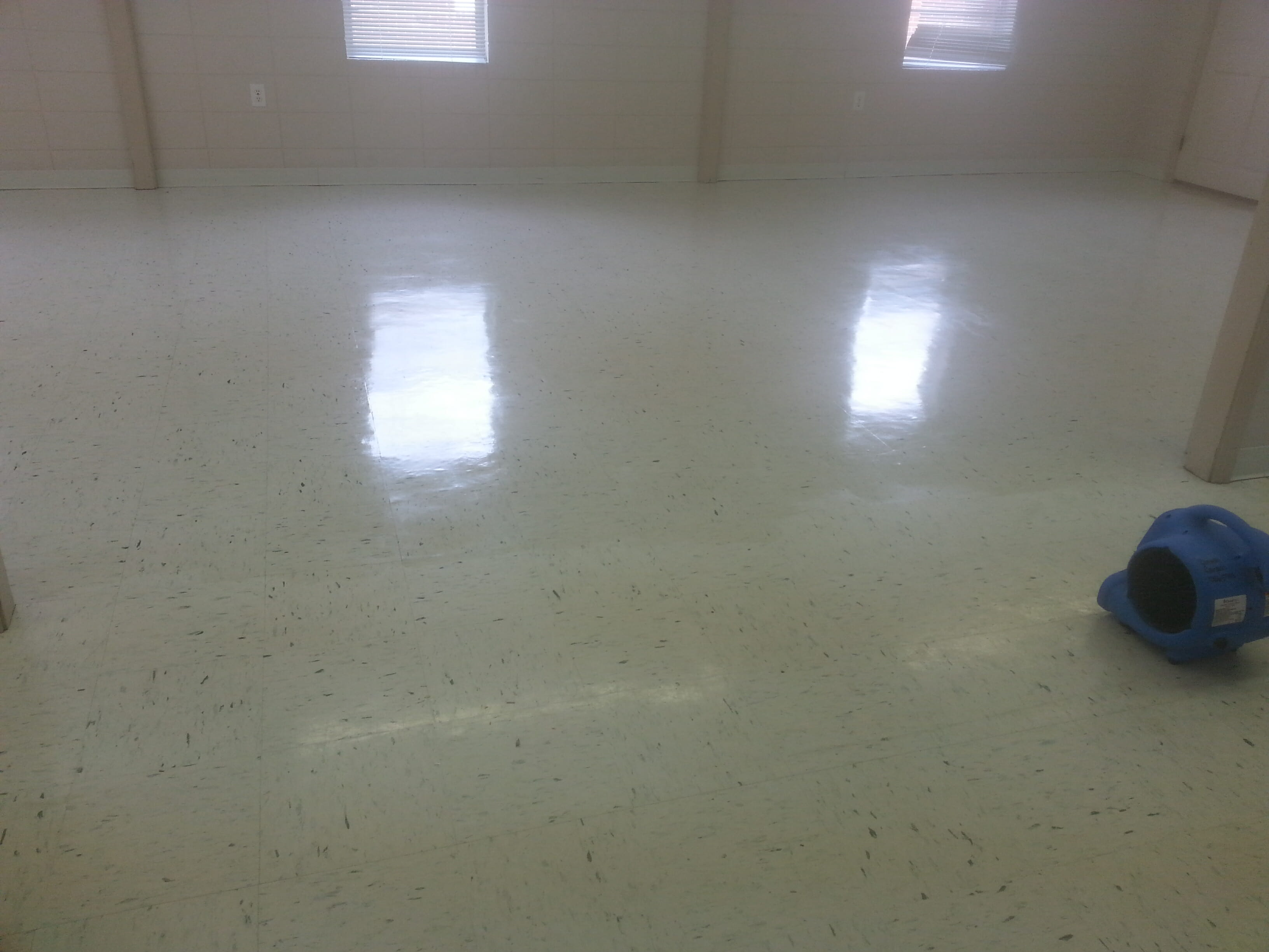 Carpet and Tile Cleaning before and after shots.